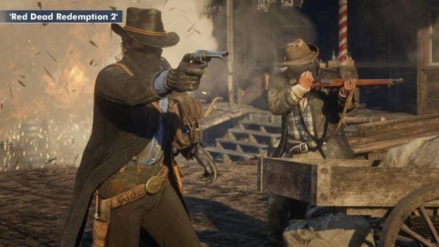 'Red Dead Redemption 2' now a billion-dollar game