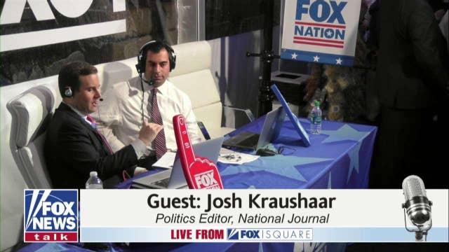 Josh Kraushaar Live On Election Night