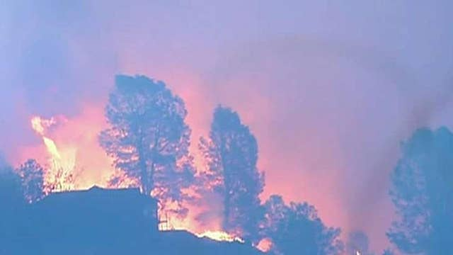 At least five dead in Paradise, California wildfire