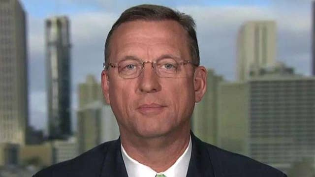 Rep. Doug Collins: Stacey Abrams has a problem with math