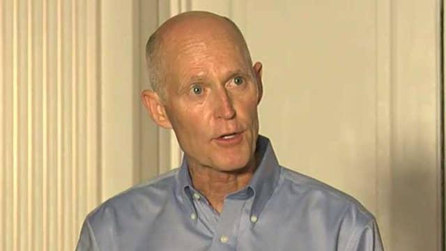 Scott files suit, alleges wrongdoing in Florida Senate race