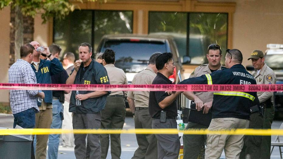 Investigators search for clues to California gunman's motive