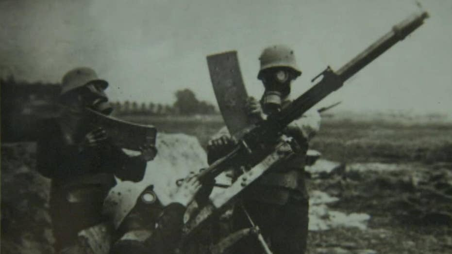 World War I's terrible legacy: chemical weapons