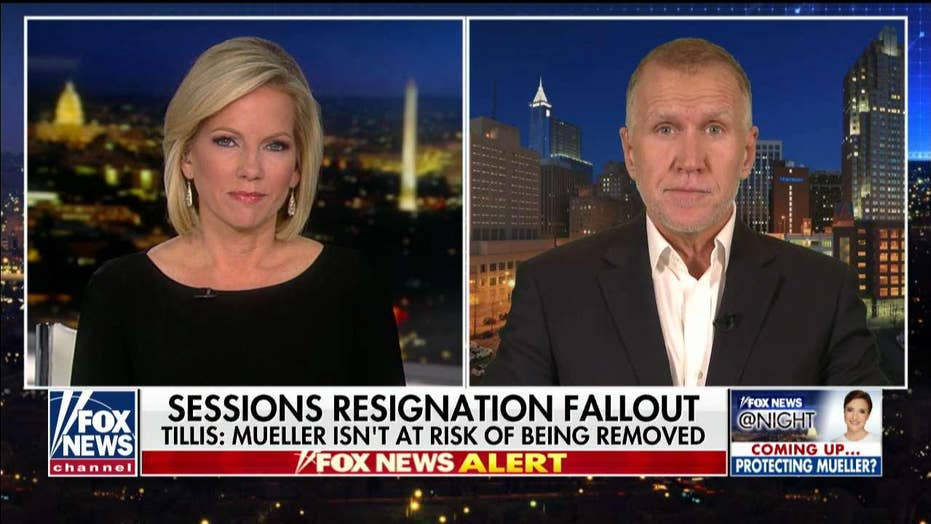 Tillis: Mueller Not at Risk of Being Fired by Trump, But Special Counsel Protect Legislation 'Necessary'
