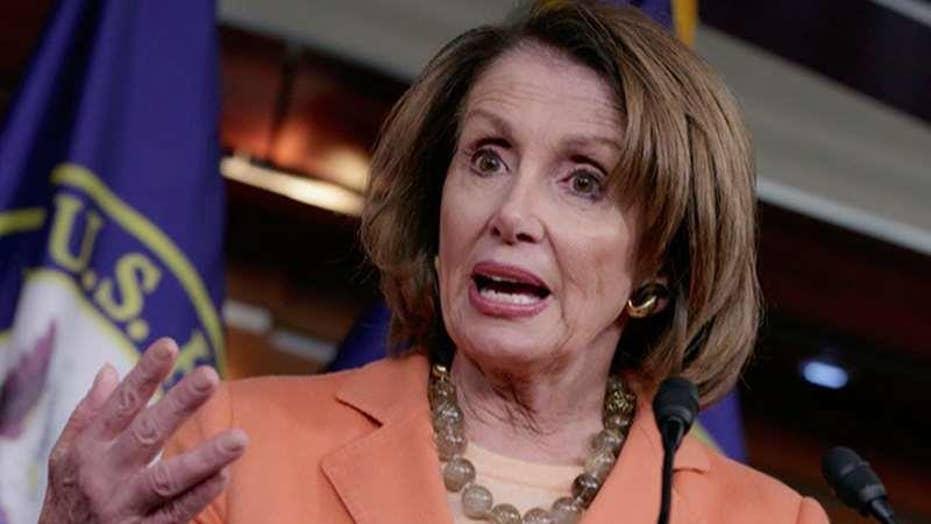 Democrats may challenge Pelosi in bid for House speaker