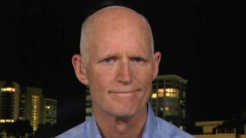 Gov. Rick Scott: I'm so disappointed in Bill Nelson; Sen. Graham: There's nothing Democrats won't do to win
