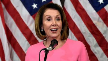 Liz Peek: Nancy Pelosi knows impeachment fervor could backfire -- and doom Democrats' 2020 hopes
