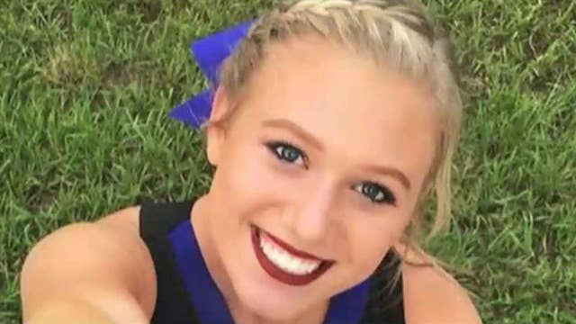 Florida cheerleader dies mysteriously