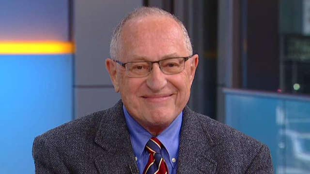 Alan Dershowitz on vote counting chaos in Florida
