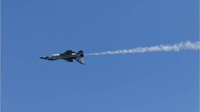 Marine Pilots grounded after 'sky penis' air pattern