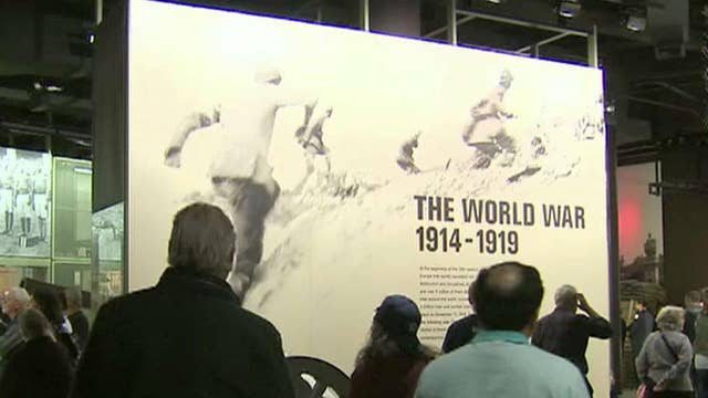 Eric Shawn: World War One, 100 years on, remembered
