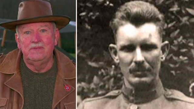 Eric Shawn: Honoring Sgt. Alvin C. York