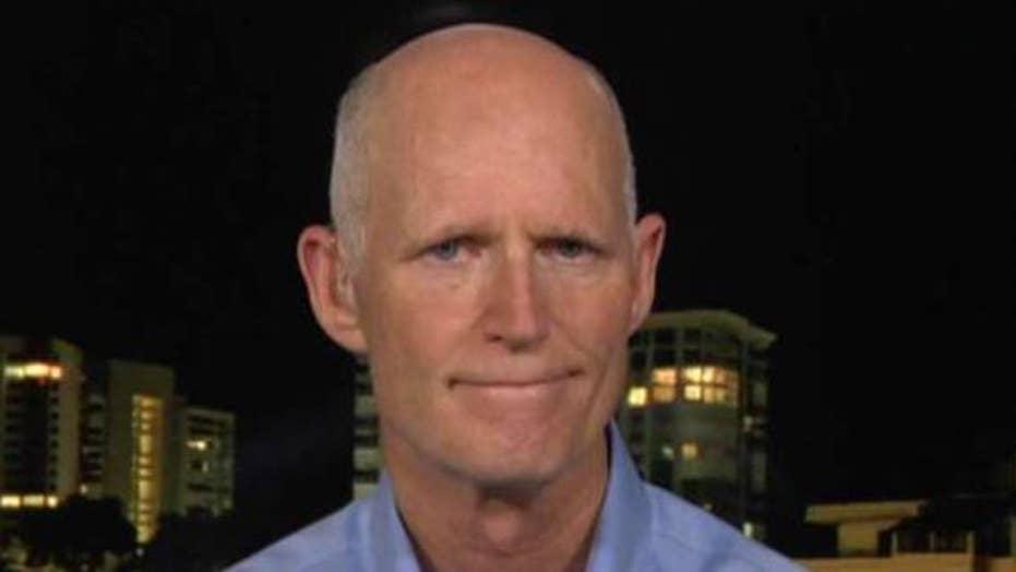 Gov. Rick Scott: I'm so disappointed in Bill Nelson