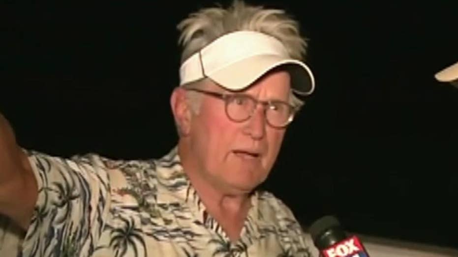 Martin Sheen: I've never seen a wildfire like this