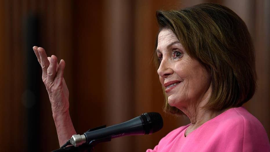 Pelosi faces battle to become house speaker