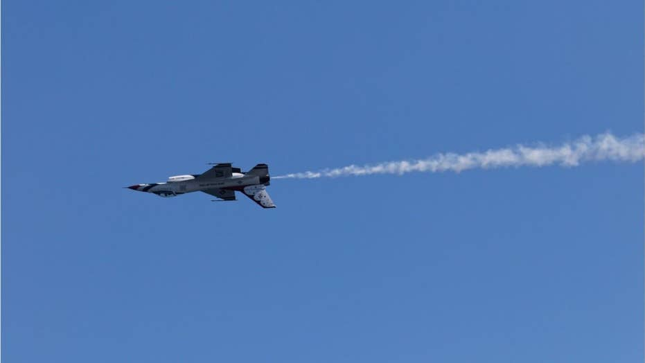 Marine Pilots grounded after 'sky penis' atmosphere pattern