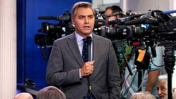 White House suspends Jim Acosta