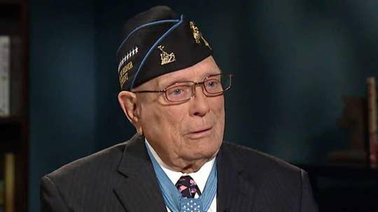 Last-surviving Medal of Honor recipient from Iwo Jima