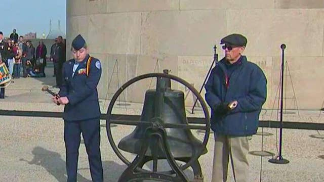 Eric Shawn: The WW1 bell rings again