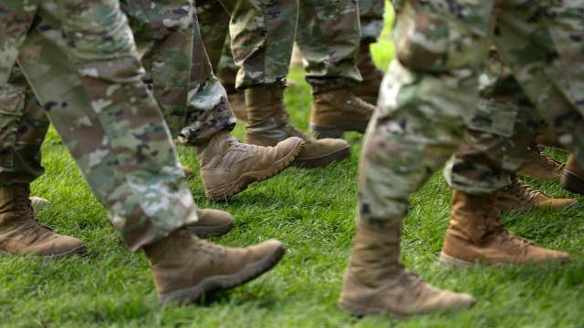 16 incoming freshmen lawmakers have served in US military