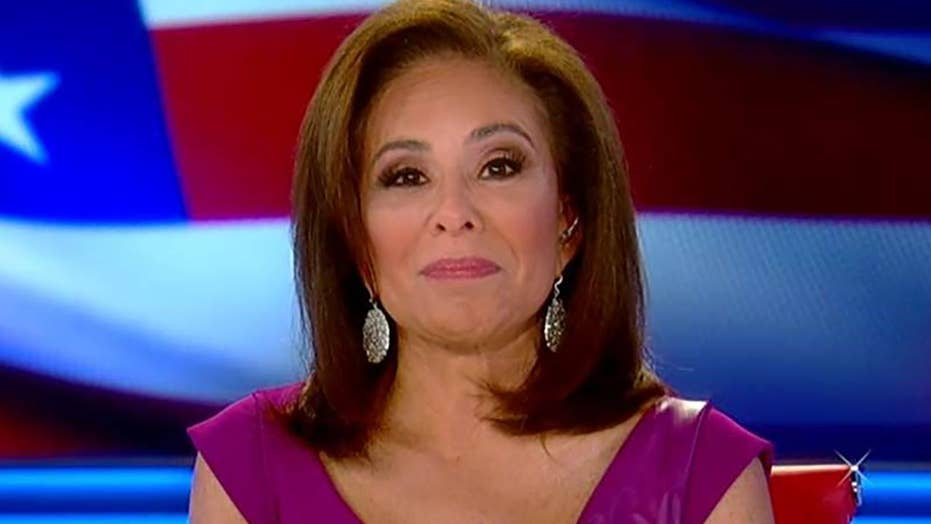 Judge Jeanine: Clear double standard between left and right