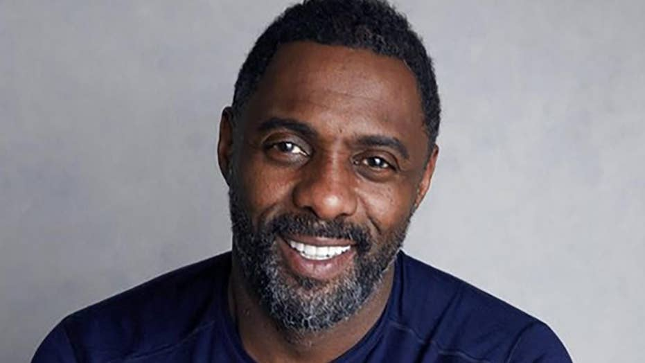 Idris Elba named People Magazine's Sexiest Man Alive