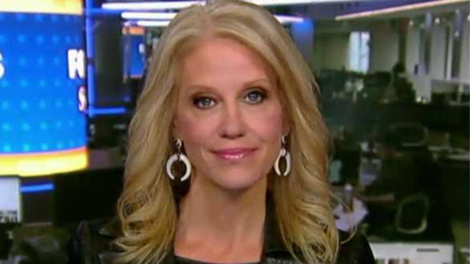 Kellyanne Conway on Matt Whitaker, Russia probe
