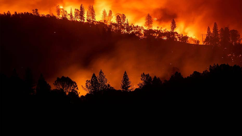 At least 25 people dead from California wildfires