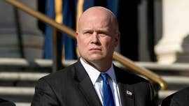 Whitaker's appointment as acting attorney general is unlawful, Maryland says