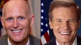 Dems demand Scott recuse himself from Florida recount, as Schumer insists Nelson could be re-elected