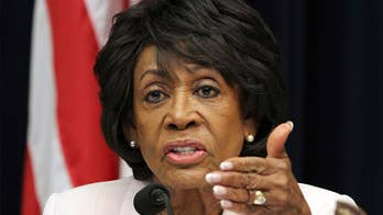 Maxine Waters tones down Trump impeachment talk, says Dems never seriously discussed it