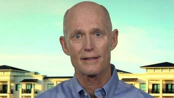 Scott: Nelson a sore loser who wants to steal the election