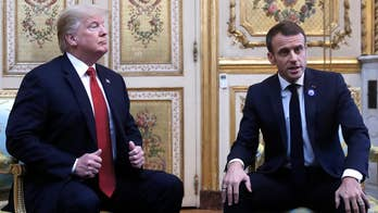 French ambassador blasts 'big mouth' Trump, says he reads 'basically nothing'