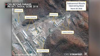 Report: Images show North Korea expanding missile sites