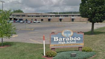 Baraboo School District weighing legal action after students purportedly photographed doing Nazi salute