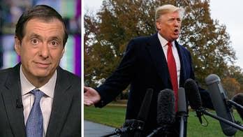 Kurtz: President takes press flak whether he's speaking or not