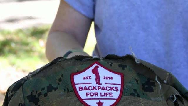 Former Marine sergeant dedicates life to helping veterans