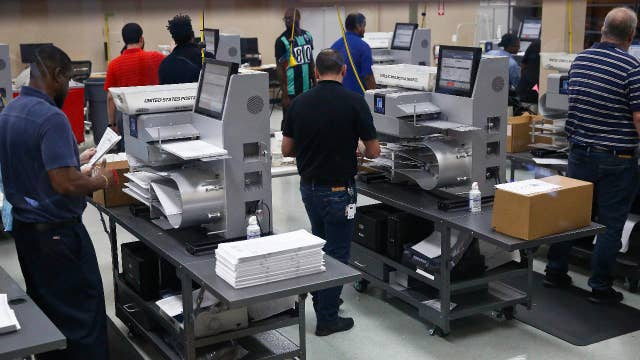 Eyes of the nation on another Florida recount