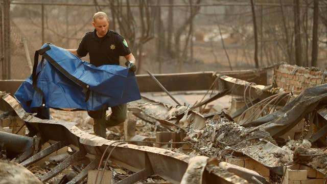 Camp Fire on pace to be California's most deadly
