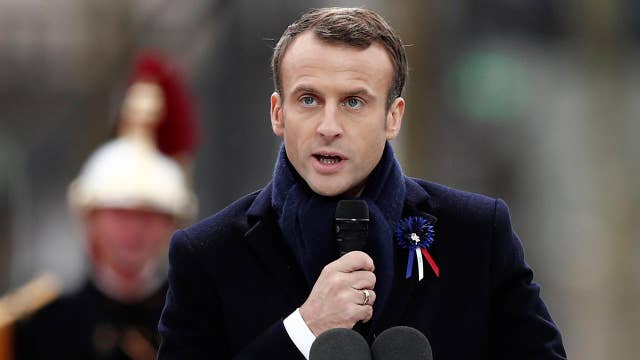 France hosts 70 countries for WWI anniversary event