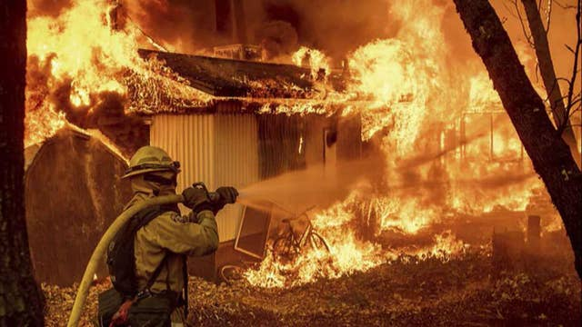 Over 200 people still unaccounted for in Northern California
