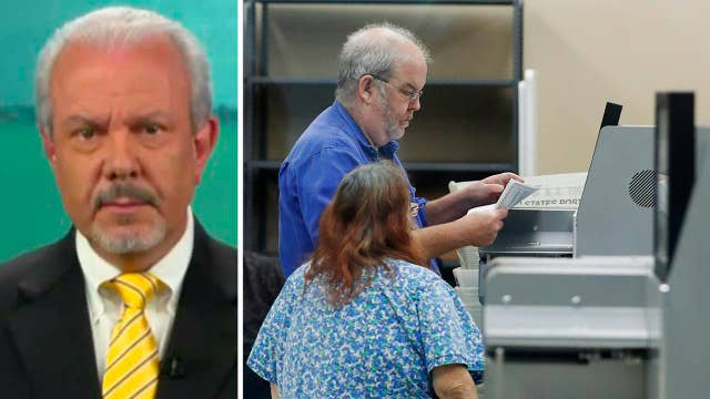 Florida recount expert on 'troubling' voting irregularities