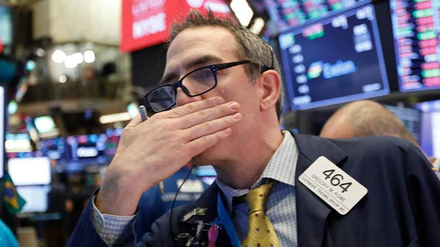 Stocks plunge for second straight session