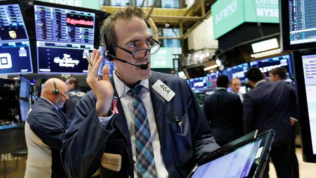 Wall Street back to selling