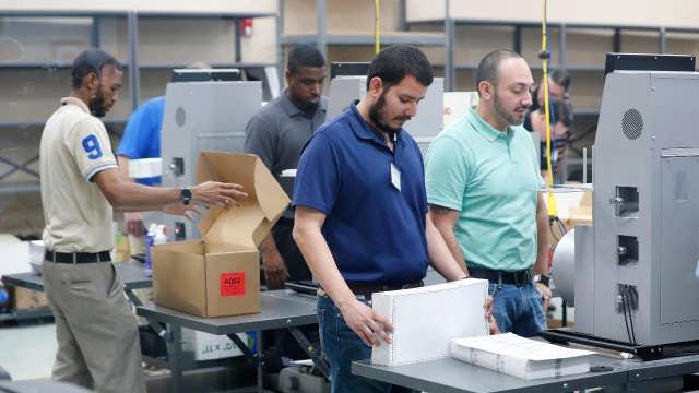 Florida recount underway amid fraud allegations