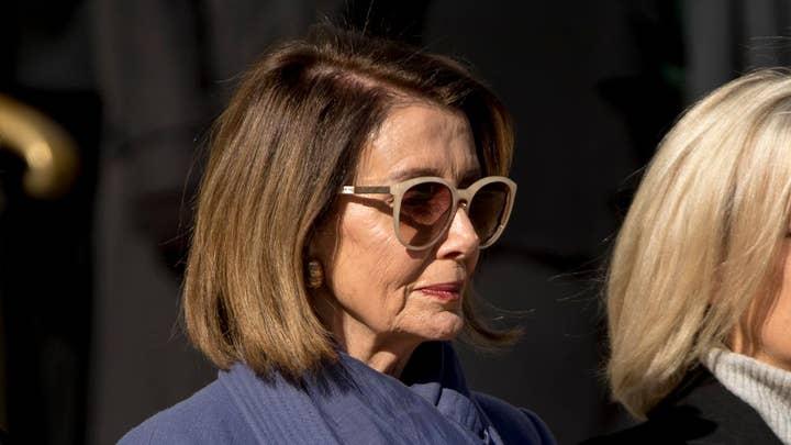 Nancy Pelosi hints at 'strategic' investigations of Trump