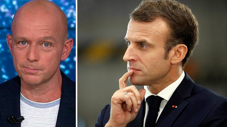 Hilton: Macron is completely wrong on nationalism