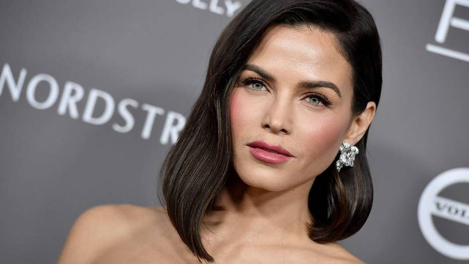 Jenna Dewan is happy she went public with new boyfriend Steve Kazee