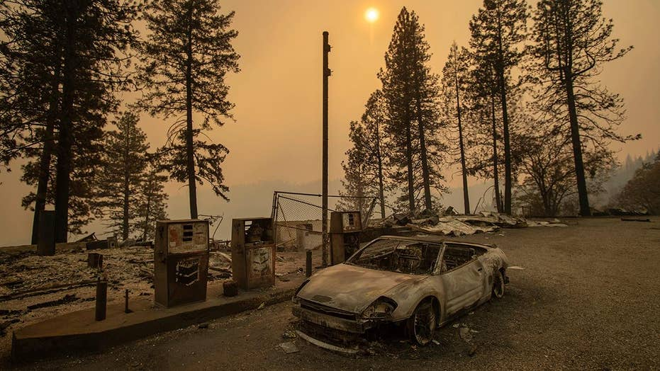 Death toll rises to 29 in California wildfires