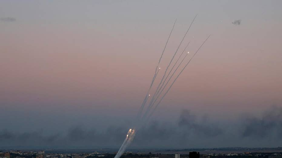 Israeli bakery takes direct hit from Gaza rocket fire